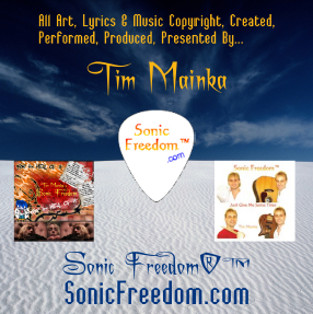 Sonic Freedom Once In a Life EP#3 CD Cover